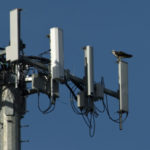 Cell Tower and Osprey