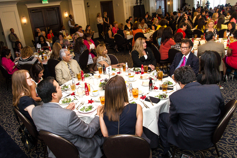 Latinas Tech Leaders Power Luncheon – 2013